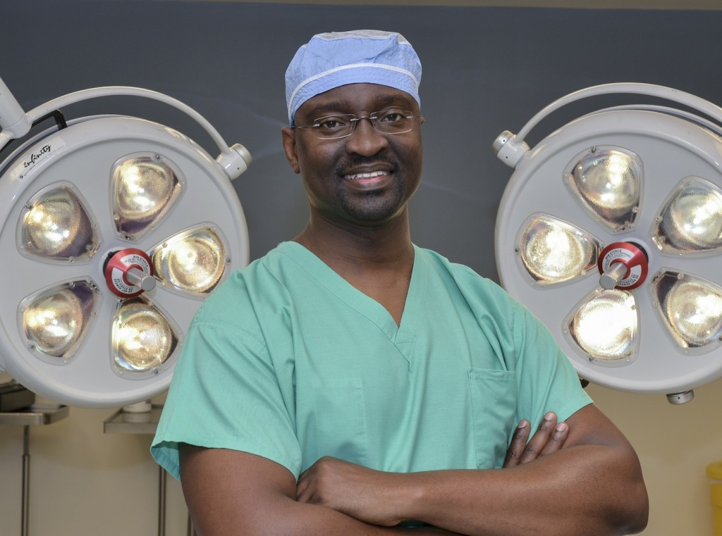 Dr. Seun Sowemimo of Prime Surgicare, New Jersey