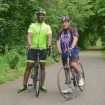 Bikes Central Nj Dr Seun Sowemimo bikes with