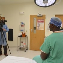 """Dr. Seun Sowemimo to appear on """"American Health Front"""" on CBS 2, July 31 at 1 PM."""