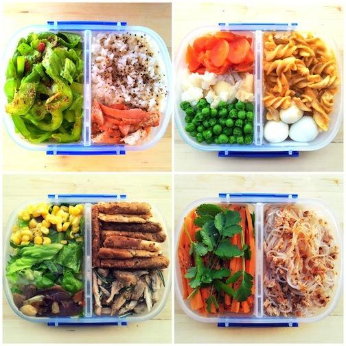 gastric bypass diet sample menus